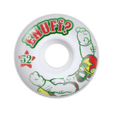 Set 4 roti skateboard Enuff Peacekeeprs 52mm