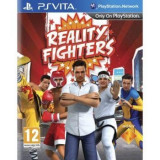 Reality Fighter PS Vita