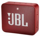 Boxa Portabila JBL Go 2, Bluetooth, 3.1 W (Rosu)