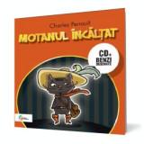 Motanul incaltat (carte cu CD)