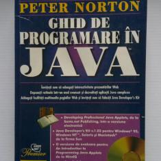 Ghid de Programare in Java