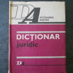 SANDA GHIMPU - DICTIONAR JURIDIC