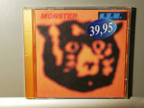 R.E.M. - Monster (1994/Warner/Germany) - CD ORIGINAL/stare:ca Nou