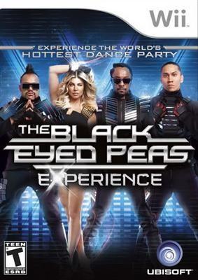 The Black Eyed Peas Experience Nintendo Wii foto