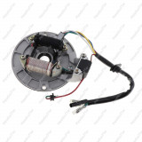 Magnetou - Stator - Aprindere 2 Bobine CROSS ATV - 107cc - 110cc