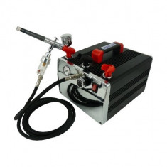 Airbrush compressor kit HS-218SK Не