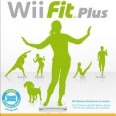 Joc Nintendo Wii Wii Fit Plus