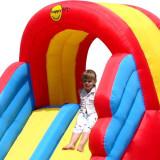 Saltea gonflabila Happy Hop Mega Slide