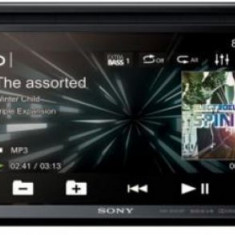 Player Auto Sony XAVW651BT, 4x55W, USB, Bluetooth