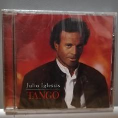 JULIO IGLESIAS - TANGO (1996/SONY/AUSTRIA) - CD ORIGINAL/Sigilat/Nou, sony music