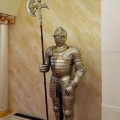 Cavaler Medieval, marime naturala