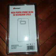 Husa iphone 7, Albastru