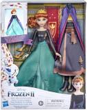 PAPUSA FROZEN2 ANNA TRANSFORMAREA FINALA, Disney Frozen