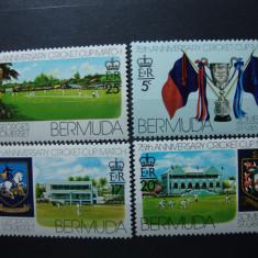 BERMUDA MNH