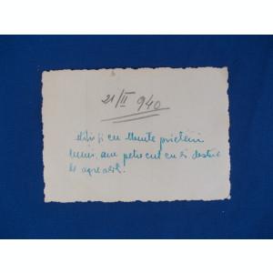 FOTOGRAFIE MILITARI , 1940