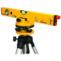 Nivela uz casnic, laser, 40 cm, cu trepied, Top Tools 29C901 foto