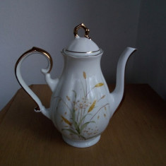 Lichidare colectie - ceainic portelan model 10