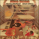 Stevie Wonder Fulfillingness First remastered (cd)