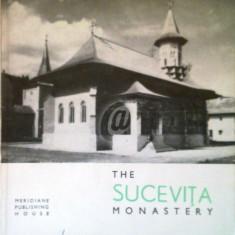 The Sucevita Monastery