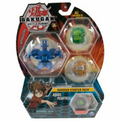 Bakugan, pachet start Aquos Pegatrix