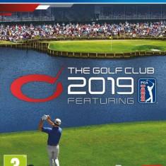 Joc consola Take 2 Interactive Golf Club 2019 pentru PS4