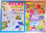 ATLAS BOTANIC SCOLAR - PESTE 100 DE SPECII DE PLANTE DIN ROMANIA de PAULINA ANASTASIU, 2016