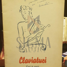 CLAVIATURI - CAIET DE POEZIE - GHERGHINESCU VANIA