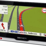 Sistem Navigatie GPS Auto Becker Revo 1 5.0 LMU Harta Full Europa, Toata Europa, Lifetime