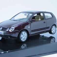 Macheta Volkswagen Polo visiniu Autoart 1:43