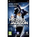 Michael Jackson The Experience PSP