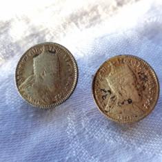 CERCEI argint din MONEDE IMPERIALE MONGOLIA vintage RARI de colectie DE EFECT, Alama