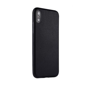 Husa SAMSUNG Galaxy S9 Plus - UltraSlim Piele (Negru)