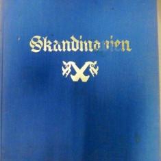SKANDINAVIEN - DANEMARK,SCHWEDEN,NORWEGEN,FINNLAND ,colectia ORBIS TERRARUM ,1930