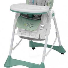 Scaun de masa Baby Design Pepe 04 Green 2018