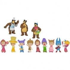 Figurina Surpriza Masha si Ursul Seria 2