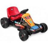 Kart electric pentru copii, Rosu