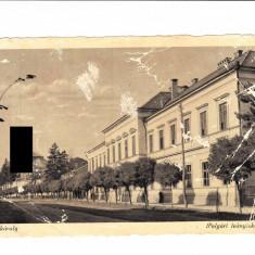 CP Carei - Scoala de fete, ocupatia maghiara, uzata