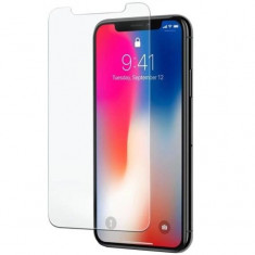 Folie Sticla Apple iPhone X Flippy Transparent