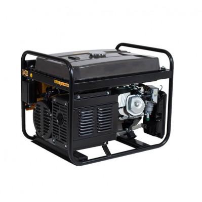Generator benzina curent electric KIPOR KGE 6500 E3 – 6kVA foto