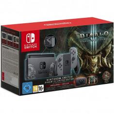 Consola Nintendo Switch Diablo III Limited Edition + joc Diablo III Eternal Collection