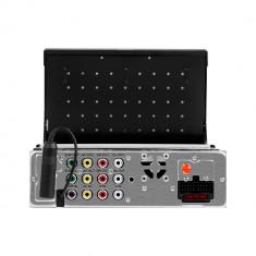 Player auto 1 DIN Kruger&Matz model KM2005, Bluetooth, USB, SD, AUX, GPS, FM
