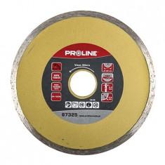 Disc diamantat continuu extra dur 180mm / 25.4mm