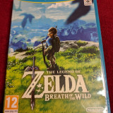 Joc Nintendo WII U Zelda Breath of the Wild