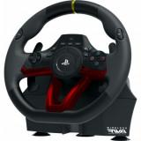 Volan wireless Racing HORI APEX PS4 / PS3 / PC - negru rosu