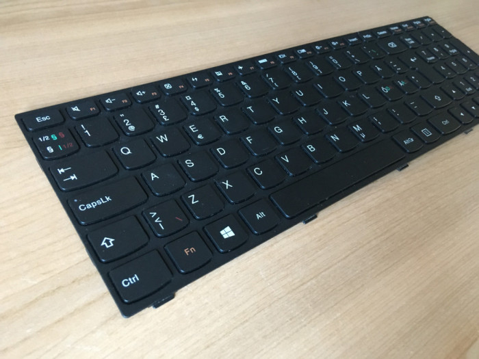 TASTATURA LENOVO G50 Z50 B50 G50-30 G50-70 G50-45 ORIGINALA PERFECT FUNCTIONALA