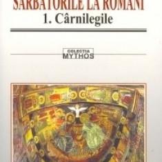 Simeon Florea Marian - SARBATORILE LA ROMANI (3 volume - NOI)