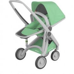 Carucior Greentom Reversible 100% Ecologic Grey Mint