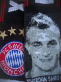 HOPCT  FULAR SPORTIV FOTBAL JUBILIAR XHERDAN SHAQIRI FC BAYERN MUNCHEN -GERMANIA