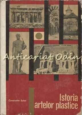 Istoria Artelor Plastice - Constantin Suter foto