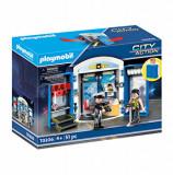 Playmobil City Action - Police, Statie de politie